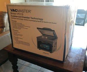 Chamber Vacuum Sealer 01 - DIY Preparedness