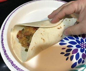 Retort Canning - Tasting Chicken Burritos - 11-2020 (6)